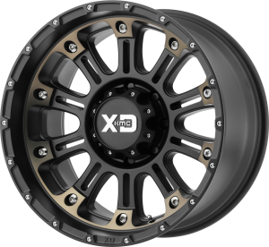XD Hoss II 829 - Satin Black with Dark Tint