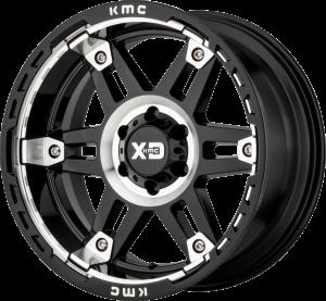 XD Spy II 840 - Gloss Black and Machined