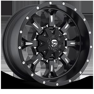 Fuel Krank D517 - Black