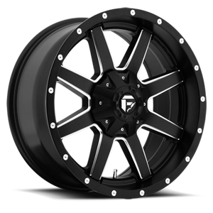 Fuel Maverick D538 - Black