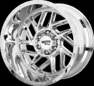 Moto Metal MO985 Breakout - Chrome