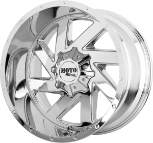 Moto Metal MO988 Melee - Chrome