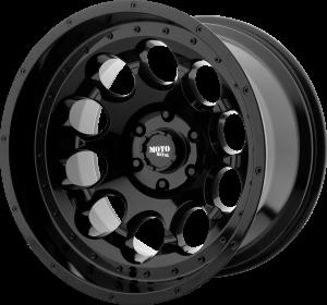 Moto Metal MO990 Rotary - Gloss Black