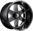 Fuel Forged FF15 - Black and Milled