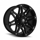 Mayhem Riot 8010 - Matte Black