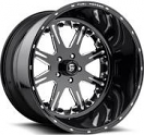 Fuel Forged FF25 - Black and Milled