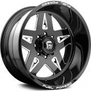 Fuel Forged FF21 - Black and Milled