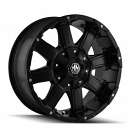 Mayhem Chaos 8030 - Matte Black
