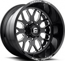 Fuel Forged FF19 - Black and Milled