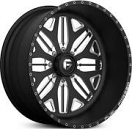 Fuel Forged FF05 - Black and Milled