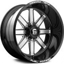 Fuel Forged FF20 - Black and Milled