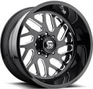 Fuel Forged FF29 - Black and Milled