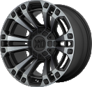 XD Monster 3 XD851 - Black with Gray Tint