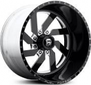 Fuel Forged FF03 - Black and Milled