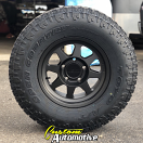 17x8.5 Method 701 Trail Series Matte Black - LT285/75r17 Toyo Open Country AT2 Extreme