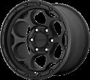 KMC Dirty Harry 541 - Textured Black