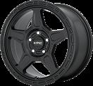 KMC Alpine 720 - Satin Black