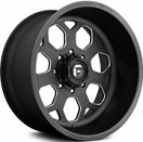 Fuel Forged FF14 - Black and Milled