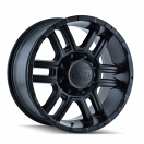 Ion Alloy 179 - Matte Black
