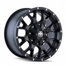 Mayhem Warrior 8015 - Matte Black