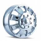 Ion Alloy 166 - Chrome Dually