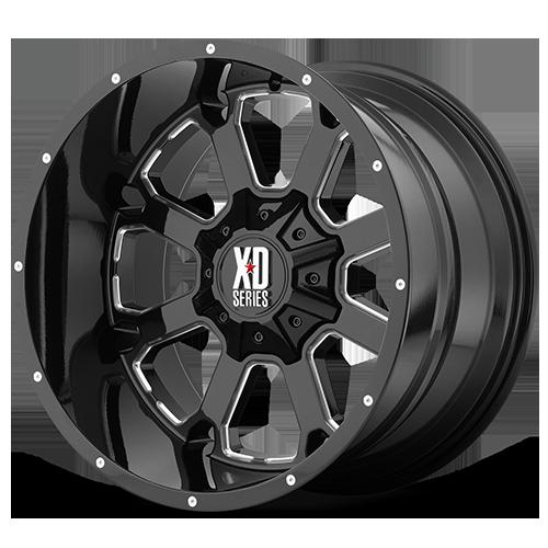XD Buck 825 - Black