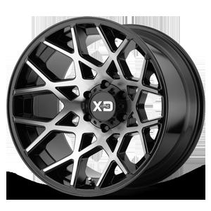 XD Chopstix 831 - Gloss Black and Machined